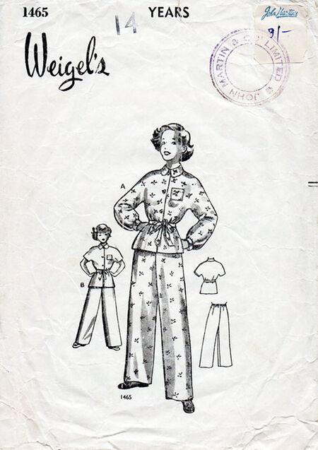 Weigel's 1465