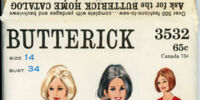 Butterick 3532 C