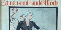Praktische Damen- und Kinder-Mode No. 16 1935