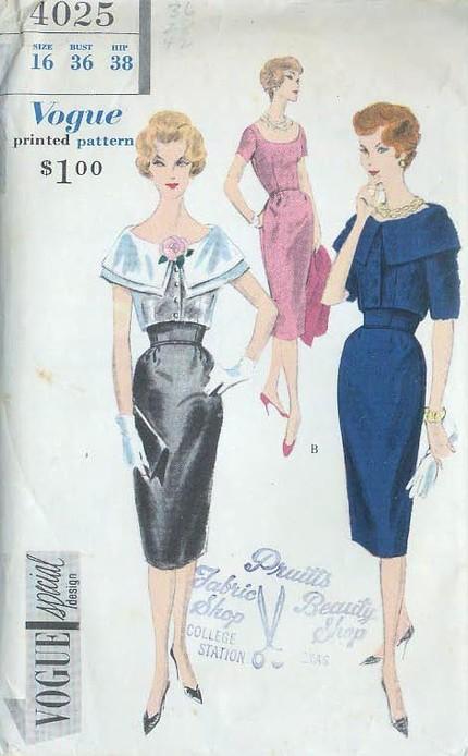 Vogue 4025