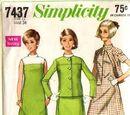 Simplicity 7437