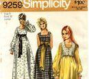 Simplicity 9259