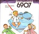 Simplicity 6907