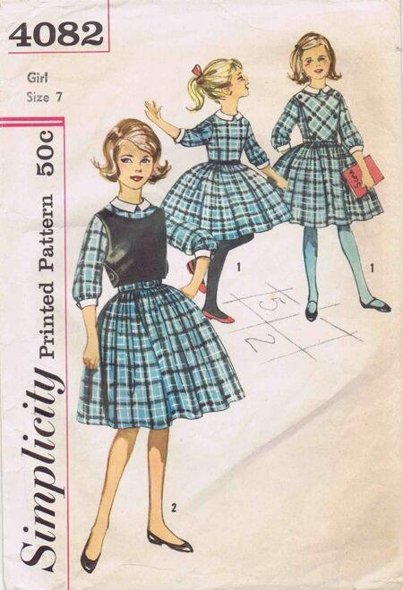 Simplicity 1961 4082