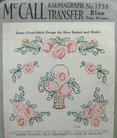 MCCall 1733