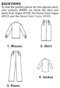 Vogue 0995 x-tra