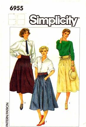 Simplicity 1985 6955