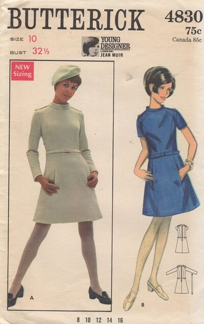 Butterick 4830 image
