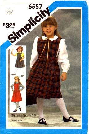Simplicity 1984 6557