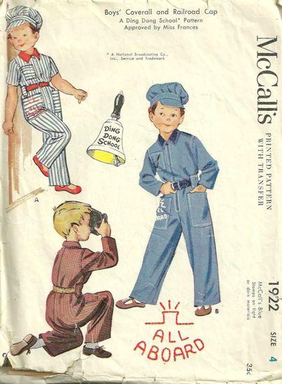 McCalls 1922