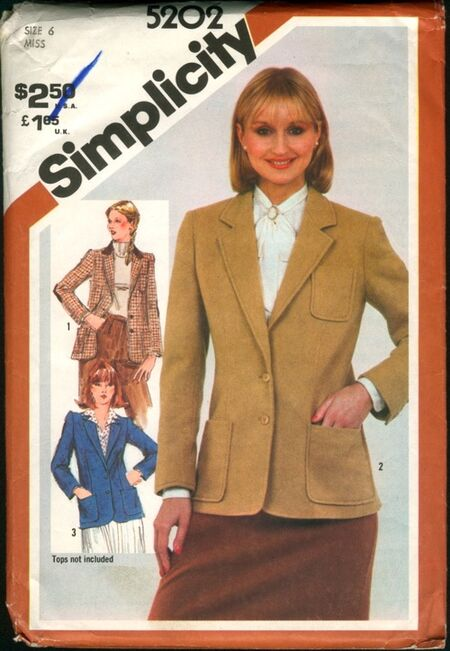 Simplicity 5202 81
