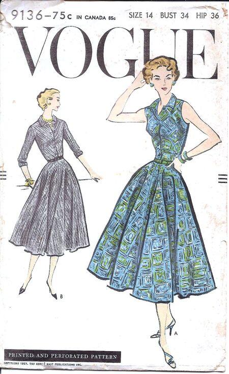 Vogue 9136