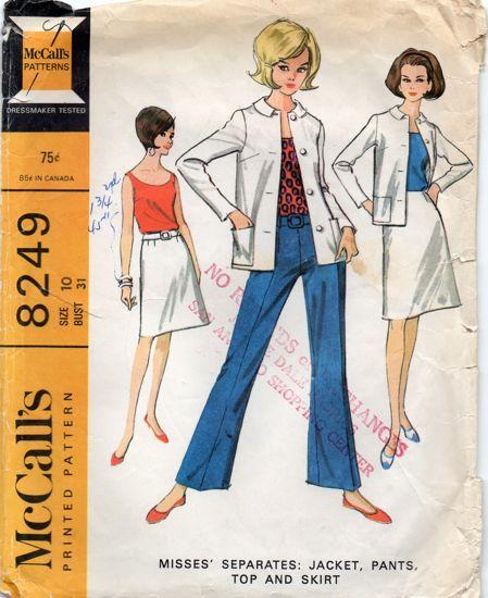 McCall's 8249