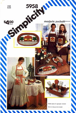 Simplicity 1983 5958