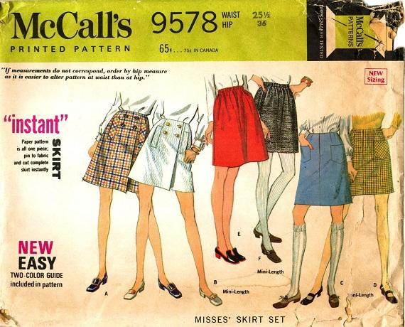 McCall's 9578
