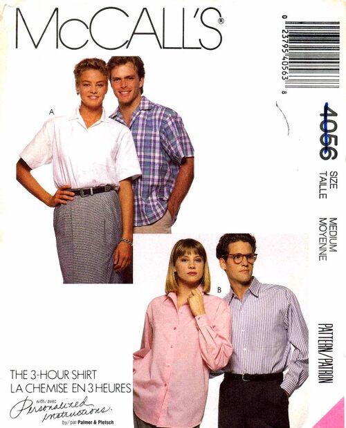 McCalls 1988 4056