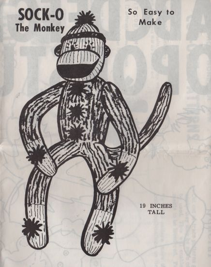 Sock o monkey