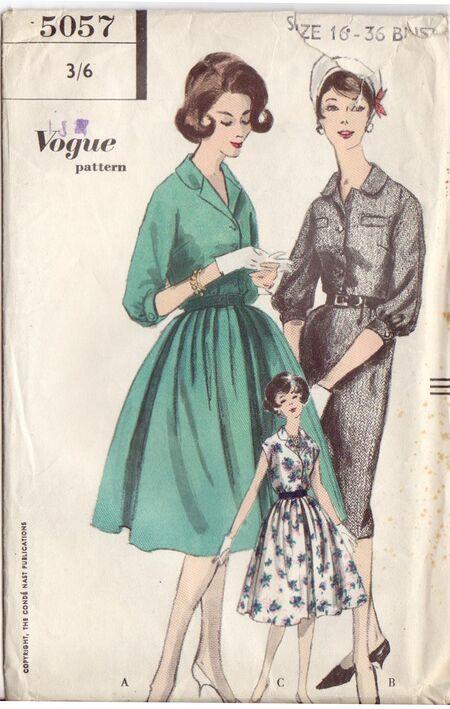 Vogue 5057