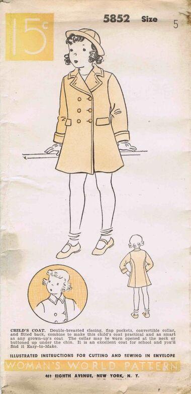 Womans World 1935 5852