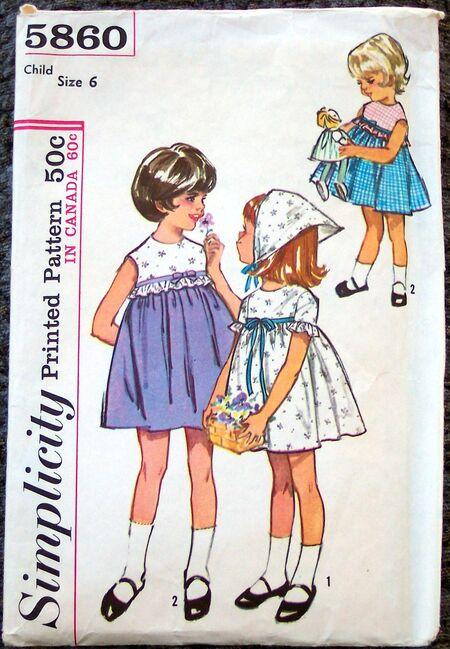 Vintage Patterns 083