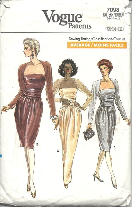 Vogue 7098
