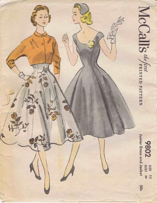 McCalls 1954 9802