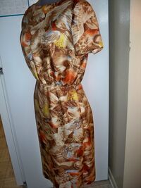 THE BIRDS OF A FEATHER FLOCK TOGETHER DRESS