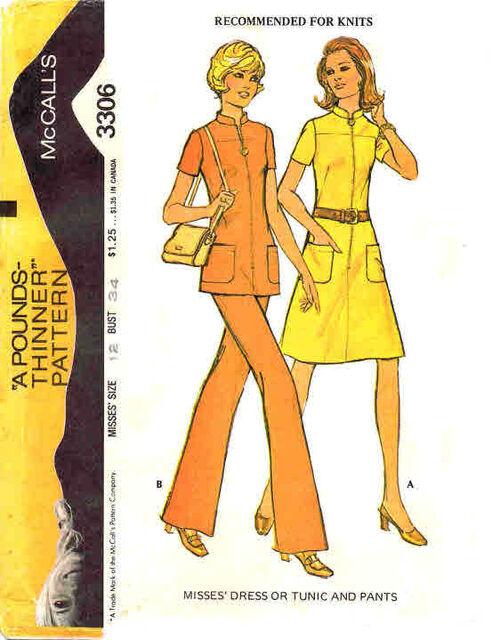 McCalls 1972 3066