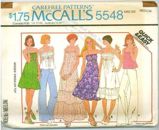 McCalls 5548F