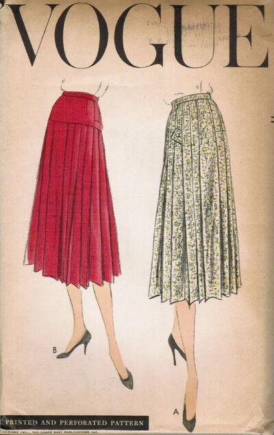 Voguepleatedskirt