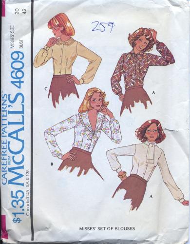 McCall's 4609