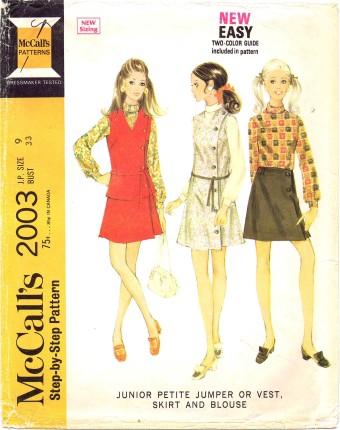 McCalls 2003