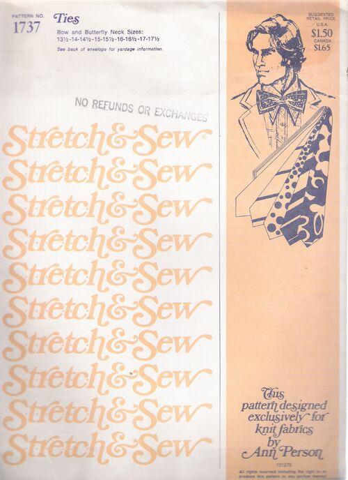 Stretch & Sew 1737 image