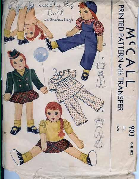 W-903M-1941-Dolls