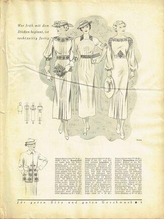Magazine fashion pages (3)