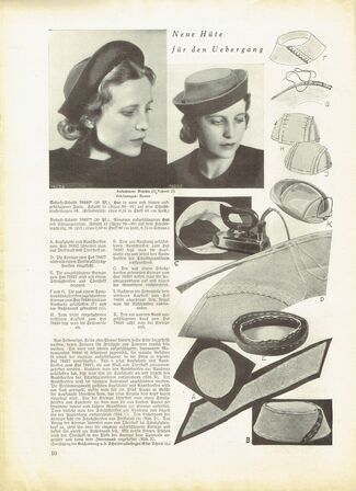 Magazine fashion pages (8)