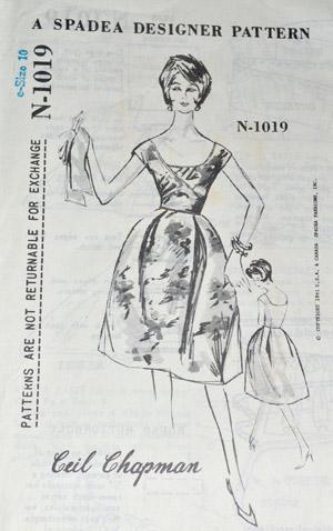 Vop-1557-wp-spadea-ceil-chapman-vintage-pattern-dress-designer