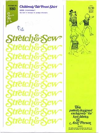Stretch & Sew 880