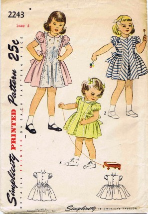 Simplicity 1947 2243