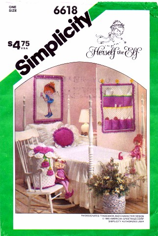 Simplicity 1984 6618