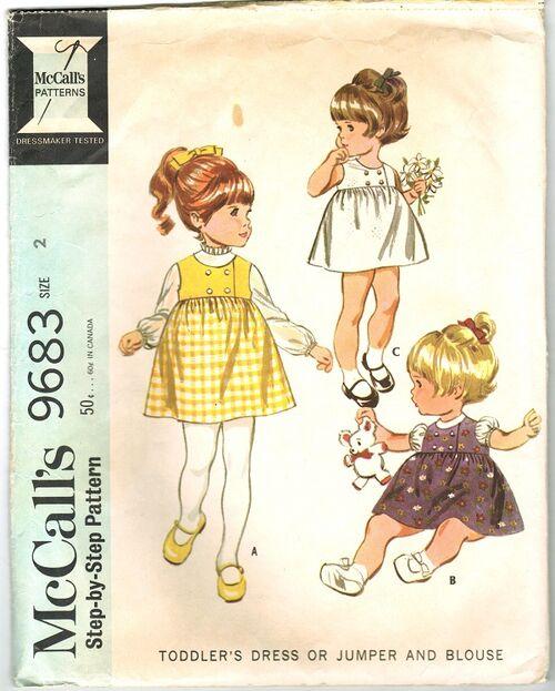 McCall's 9683 57