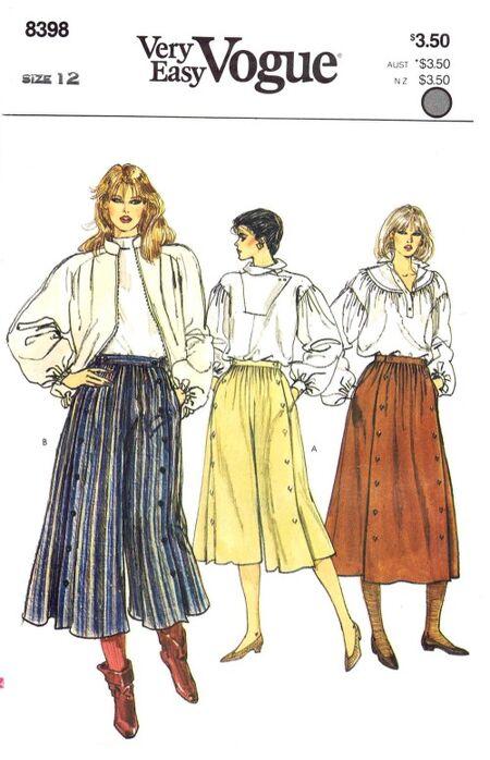 Vogue 1982 8398