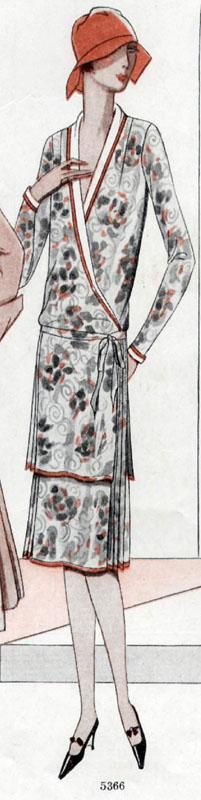 McCall 5366 1928