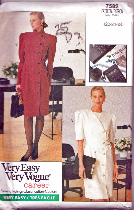 Vogue 7582