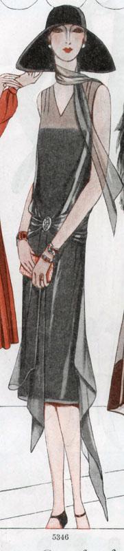 McCall 5346 1928