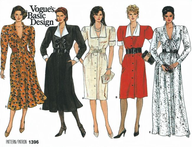 Vogue 1396