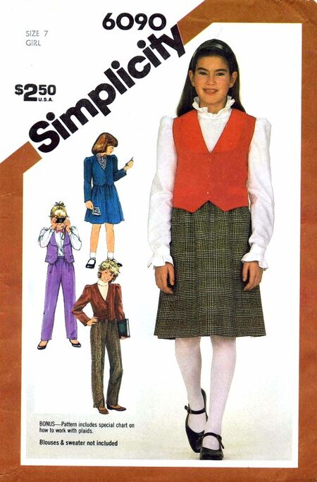 Simplicity 1983 6090