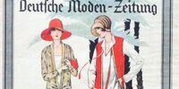 Deutsche Moden-Zeitung No. 18 Vol. 37 1927/28