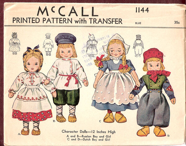 Mccall-russian-dutch-dolls