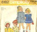 Simplicity 6182